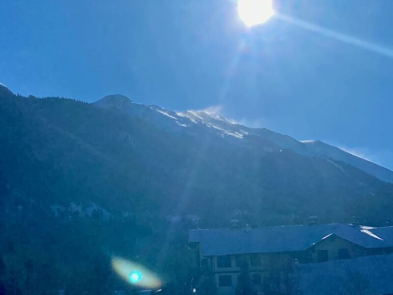 Moderate E winds transporting snow onto West Aspects Above Treeline